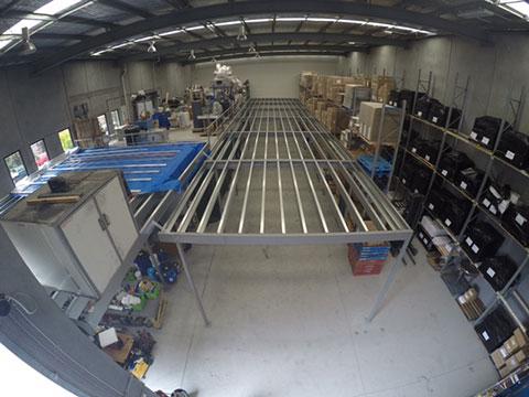 JC Engineering – The Mezzanine Floor Specialists